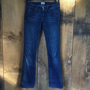 Hudson Colin Flap Skinny Jeans